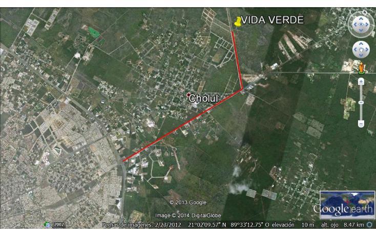 Foto de casa en venta en  , conkal, conkal, yucatán, 1071567 No. 03