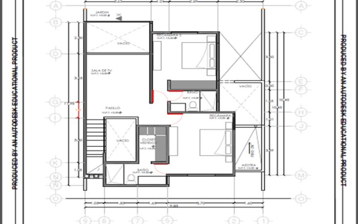 Foto de casa en venta en  , conkal, conkal, yucatán, 1071567 No. 08