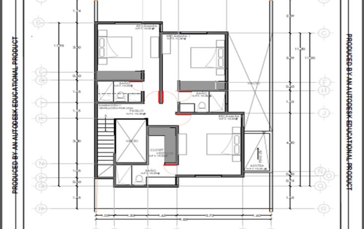 Foto de casa en venta en  , conkal, conkal, yucatán, 1071567 No. 10