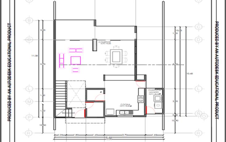 Foto de casa en venta en  , conkal, conkal, yucatán, 1071567 No. 11