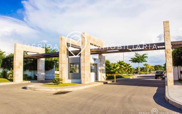 Foto de terreno habitacional en venta en  , conkal, conkal, yucatán, 1073769 No. 01