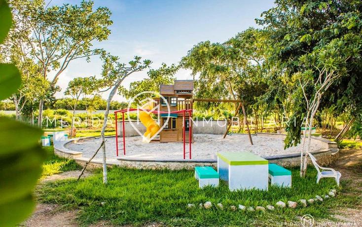 Foto de terreno habitacional en venta en  , conkal, conkal, yucatán, 1073769 No. 04