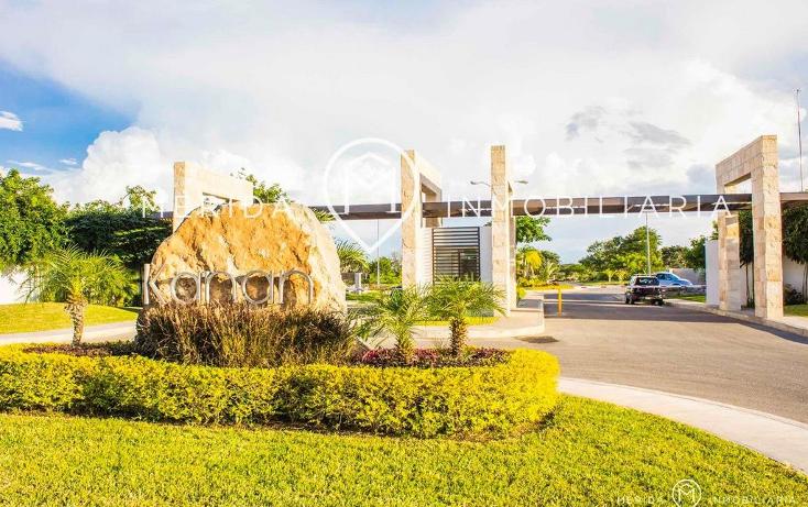 Foto de terreno habitacional en venta en  , conkal, conkal, yucatán, 1073769 No. 12