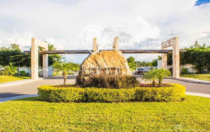 Foto de terreno habitacional en venta en  , conkal, conkal, yucatán, 1073769 No. 13