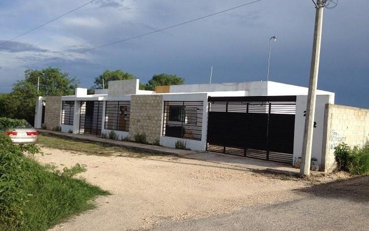 Foto de casa en venta en  , conkal, conkal, yucatán, 1074181 No. 01