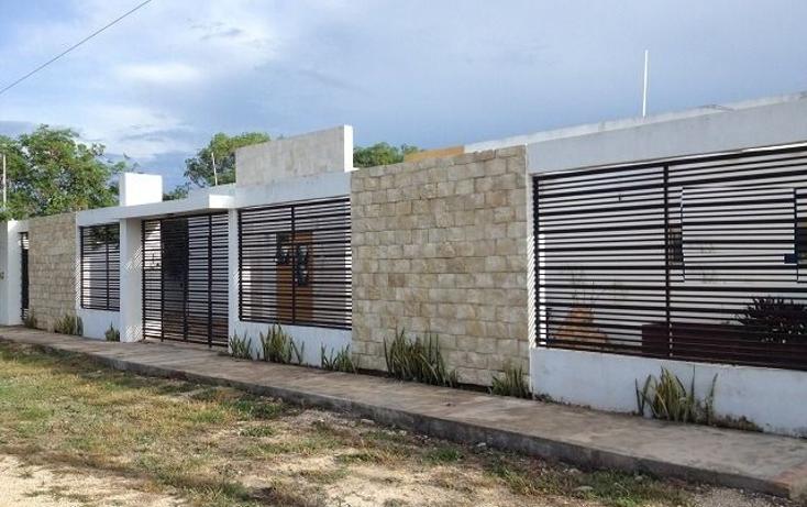 Foto de casa en venta en  , conkal, conkal, yucatán, 1074181 No. 02