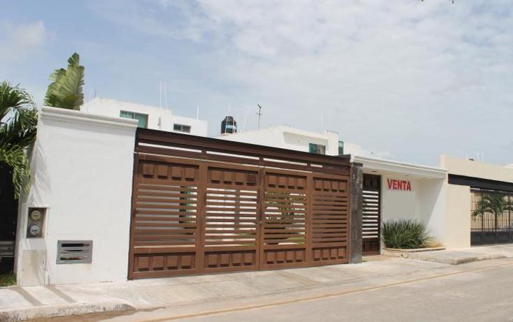 Foto de casa en venta en  , conkal, conkal, yucatán, 1077077 No. 01