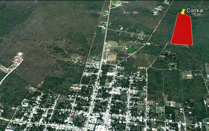 Foto de terreno habitacional en venta en, conkal, conkal, yucatán, 1081351 no 01