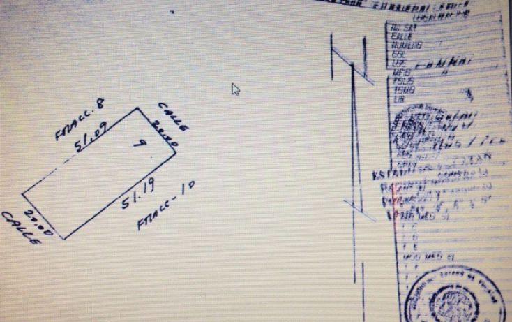 Foto de terreno habitacional en venta en, conkal, conkal, yucatán, 1081751 no 02