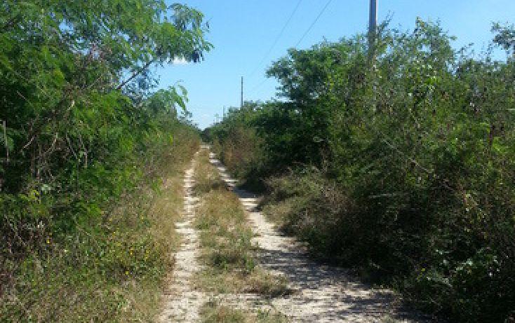 Foto de terreno habitacional en venta en, conkal, conkal, yucatán, 1081751 no 04