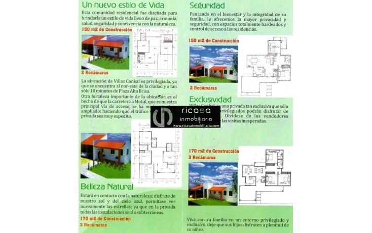 Foto de casa en venta en  , conkal, conkal, yucatán, 1085361 No. 04