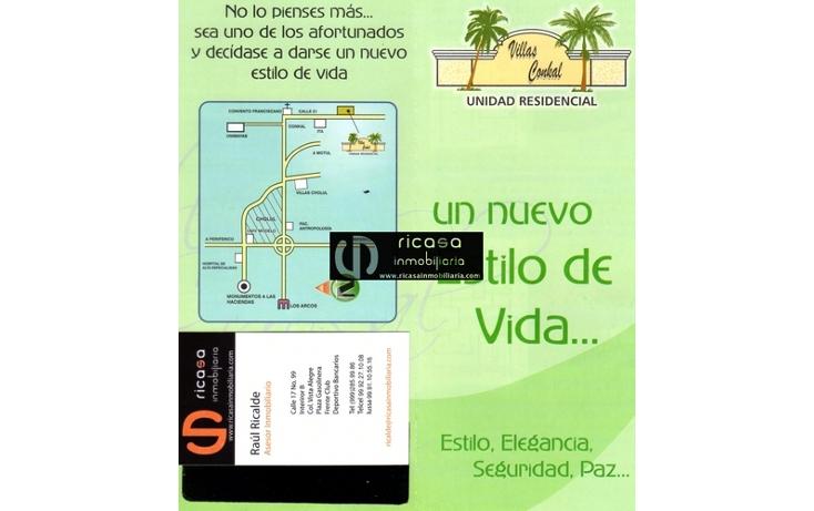 Foto de casa en venta en  , conkal, conkal, yucatán, 1085361 No. 05