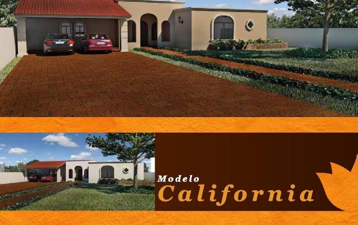 Foto de casa en venta en  , conkal, conkal, yucat?n, 1086779 No. 02