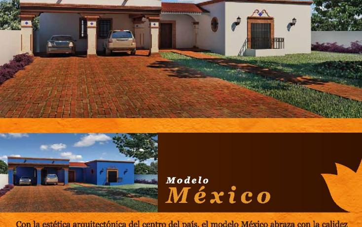 Foto de casa en venta en  , conkal, conkal, yucatán, 1086779 No. 03