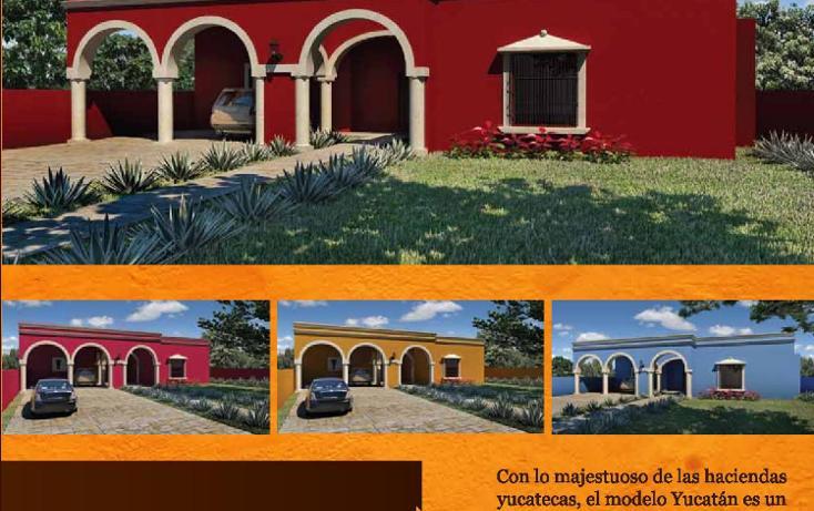 Foto de casa en venta en  , conkal, conkal, yucatán, 1086779 No. 04