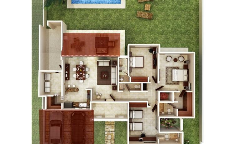 Foto de casa en venta en  , conkal, conkal, yucat?n, 1086779 No. 07