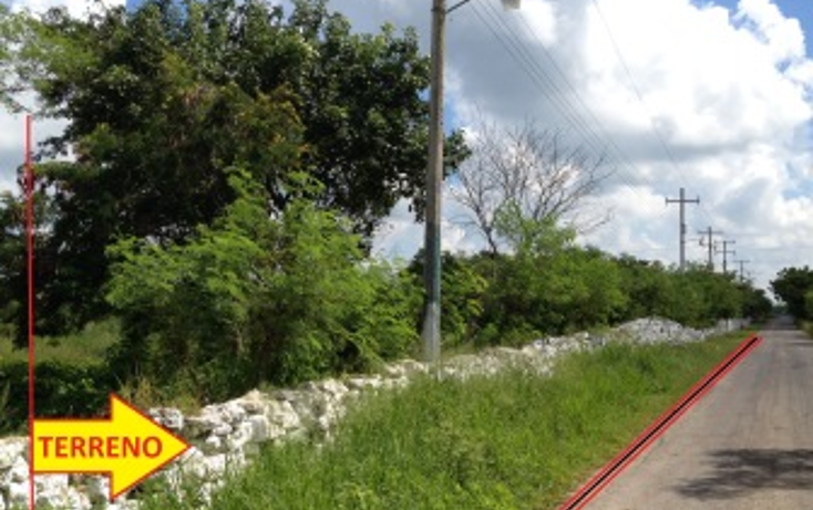 Foto de terreno habitacional en venta en  , conkal, conkal, yucatán, 1093347 No. 04