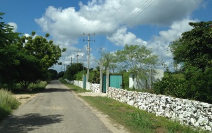 Foto de terreno habitacional en venta en  , conkal, conkal, yucatán, 1093347 No. 05