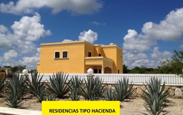 Foto de terreno habitacional en venta en  , conkal, conkal, yucatán, 1093347 No. 11