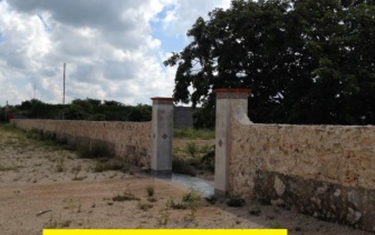 Foto de terreno habitacional en venta en  , conkal, conkal, yucatán, 1093347 No. 12