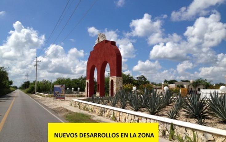Foto de terreno habitacional en venta en  , conkal, conkal, yucatán, 1093347 No. 14