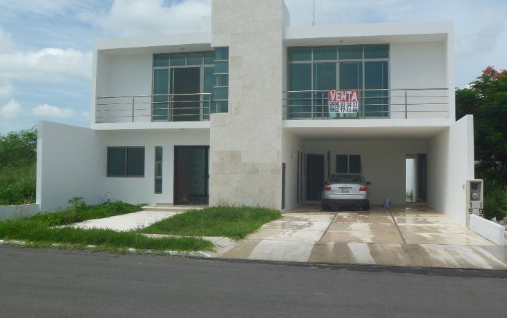 Foto de casa en venta en  , conkal, conkal, yucat?n, 1094673 No. 01
