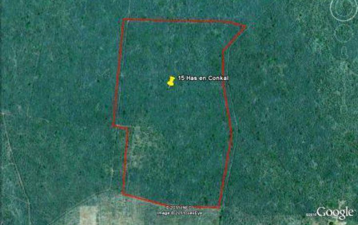 Foto de terreno habitacional en venta en, conkal, conkal, yucatán, 1098361 no 01