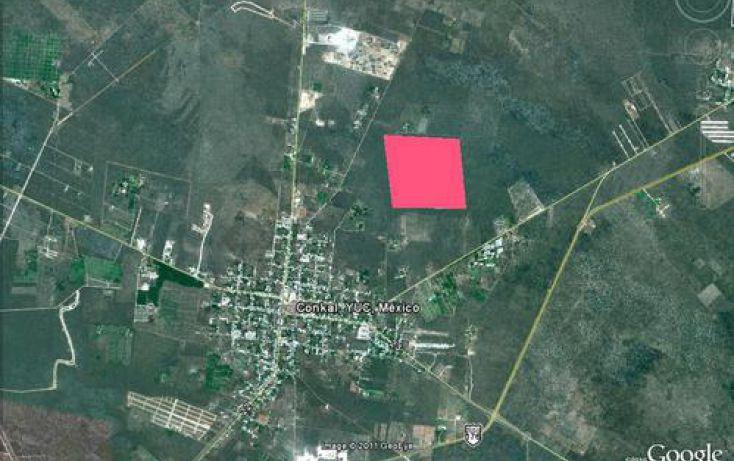 Foto de terreno habitacional en venta en, conkal, conkal, yucatán, 1098361 no 03