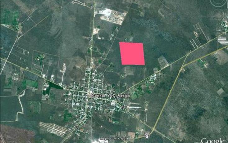 Foto de terreno habitacional en venta en  , conkal, conkal, yucatán, 1098361 No. 03