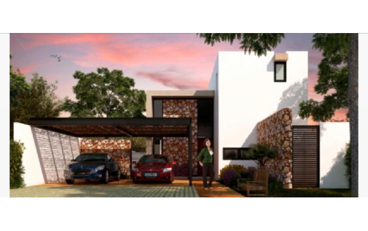 Foto de casa en venta en  , conkal, conkal, yucatán, 1101203 No. 01