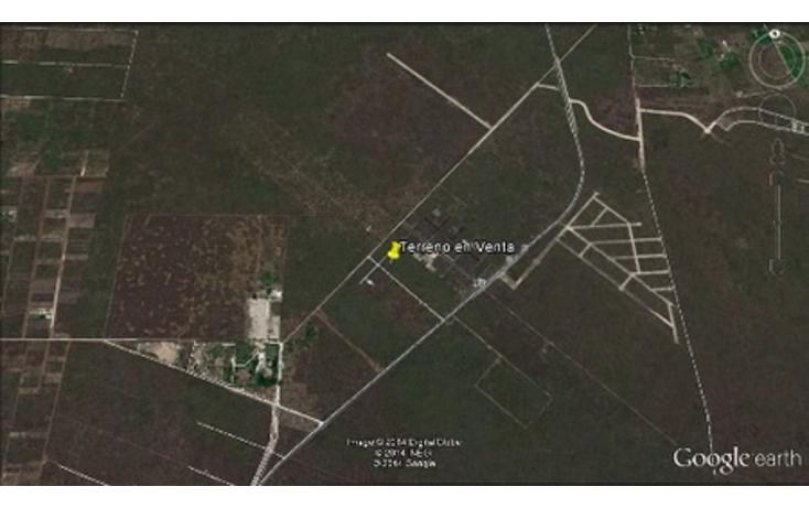 Foto de terreno habitacional en venta en  , conkal, conkal, yucat?n, 1102075 No. 04