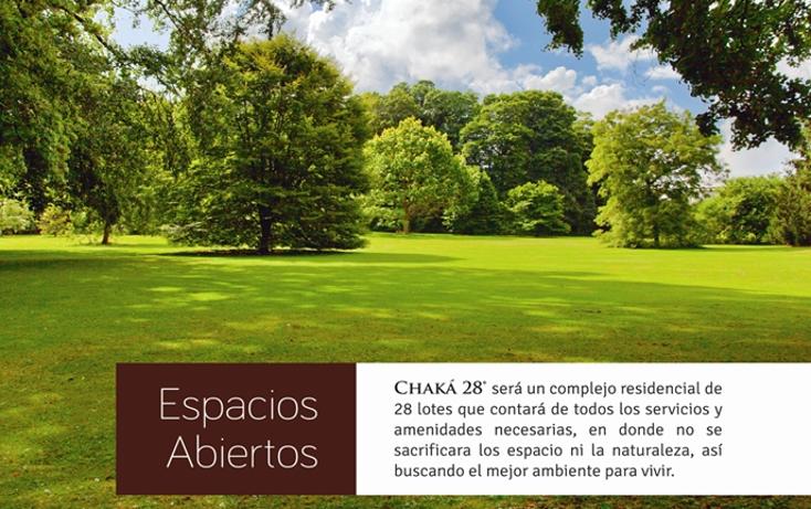 Foto de terreno habitacional en venta en  , conkal, conkal, yucatán, 1103891 No. 03