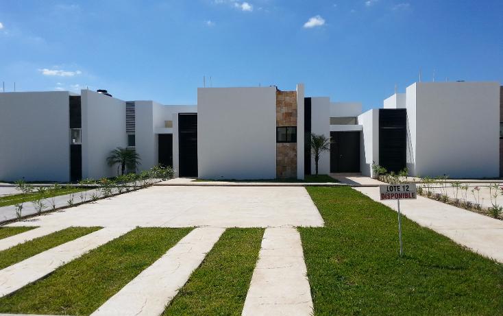 Foto de casa en venta en  , conkal, conkal, yucatán, 1105515 No. 01