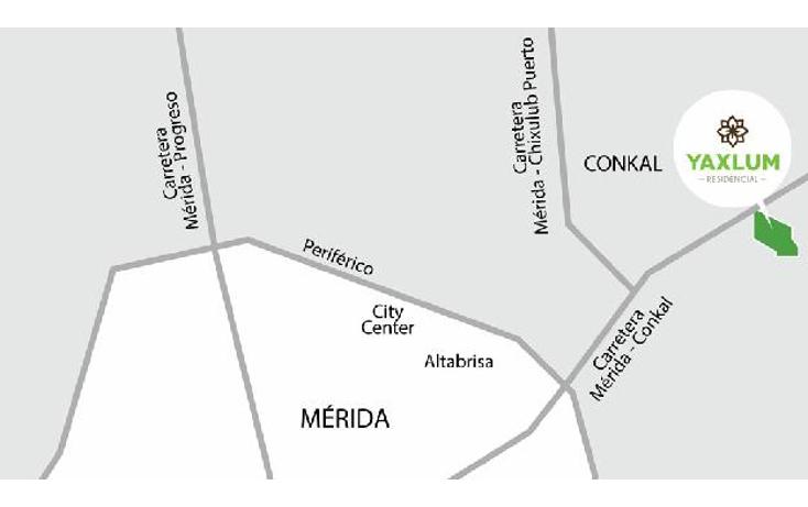 Foto de terreno habitacional en venta en  , conkal, conkal, yucatán, 1105925 No. 05
