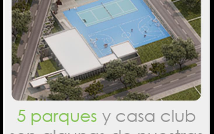 Foto de terreno habitacional en venta en  , conkal, conkal, yucatán, 1105925 No. 06