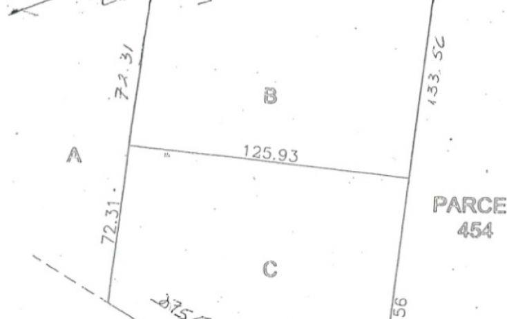 Foto de terreno comercial en venta en, conkal, conkal, yucatán, 1109793 no 01