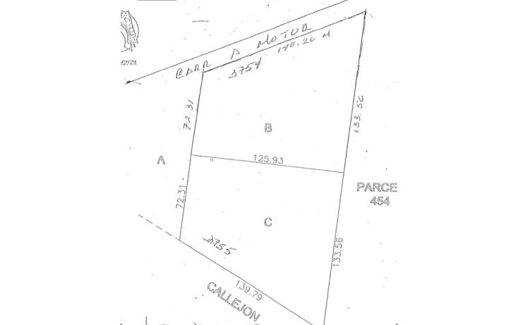 Foto de terreno comercial en venta en  , conkal, conkal, yucatán, 1109793 No. 01