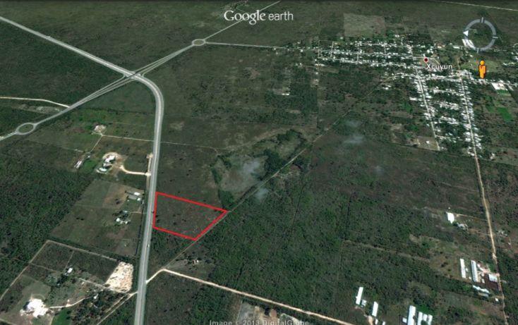 Foto de terreno comercial en venta en, conkal, conkal, yucatán, 1109793 no 02