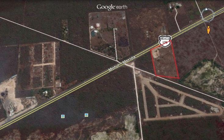 Foto de terreno comercial en venta en, conkal, conkal, yucatán, 1109793 no 03