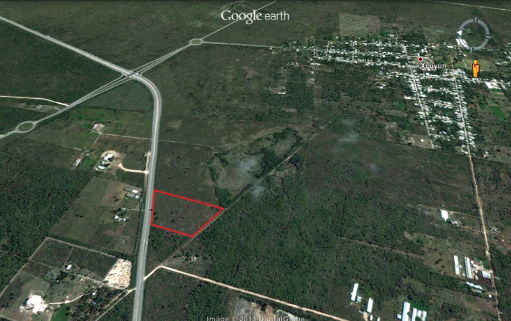 Foto de terreno comercial en venta en  , conkal, conkal, yucatán, 1109793 No. 03