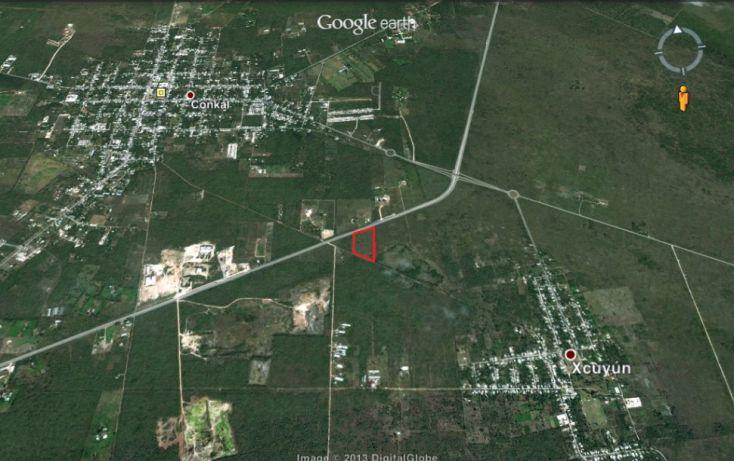 Foto de terreno comercial en venta en, conkal, conkal, yucatán, 1109793 no 04