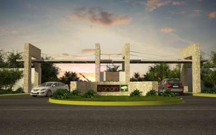 Foto de terreno habitacional en venta en  , conkal, conkal, yucatán, 1110505 No. 01