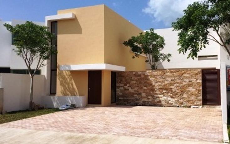 Foto de casa en venta en  , conkal, conkal, yucat?n, 1112259 No. 01