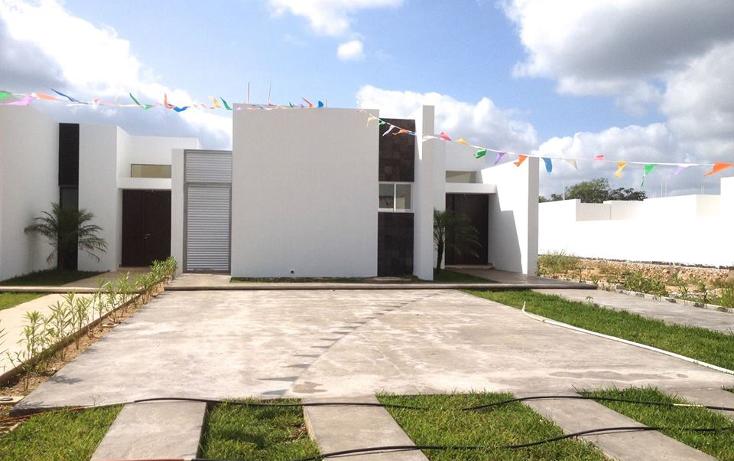 Foto de casa en venta en  , conkal, conkal, yucat?n, 1113953 No. 01
