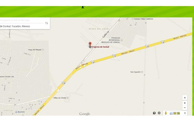 Foto de terreno comercial en venta en  , conkal, conkal, yucatán, 1127287 No. 01