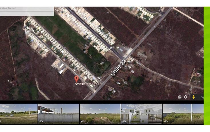 Foto de terreno comercial en venta en  , conkal, conkal, yucatán, 1127287 No. 02