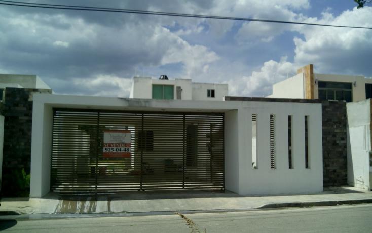 Foto de casa en venta en  , conkal, conkal, yucatán, 1127971 No. 01