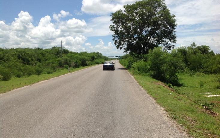 Foto de terreno habitacional en venta en  , conkal, conkal, yucatán, 1128349 No. 02