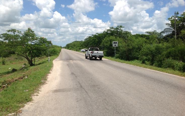 Foto de terreno habitacional en venta en  , conkal, conkal, yucatán, 1128349 No. 04