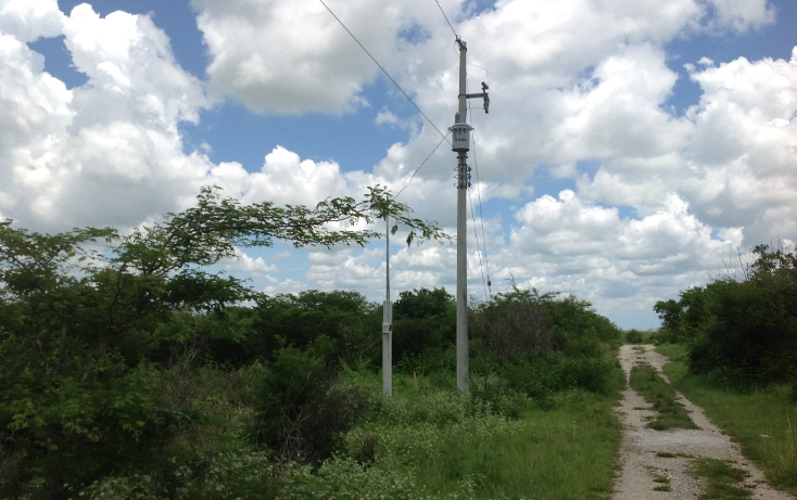 Foto de terreno habitacional en venta en  , conkal, conkal, yucatán, 1128349 No. 05